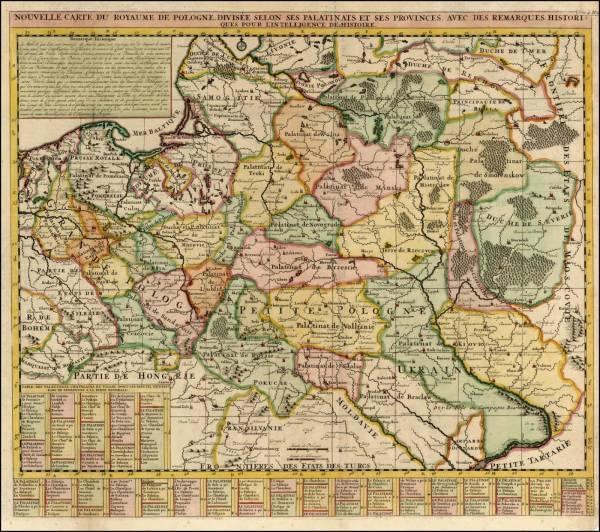 Історичні цінності історичні мапи