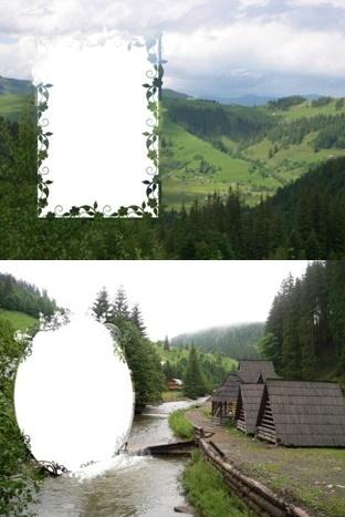 Рамки для оформлення фотографій