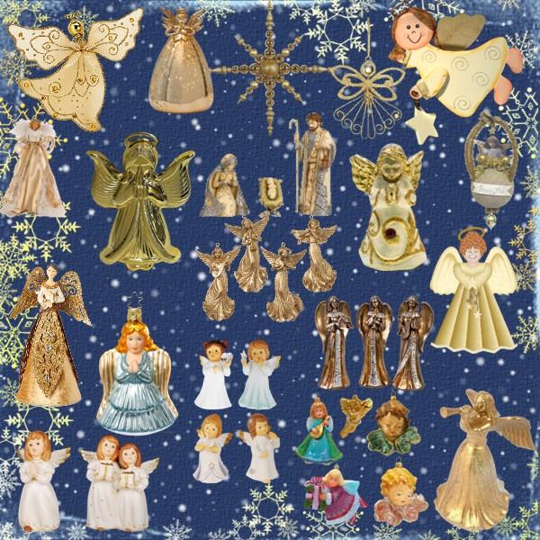 Різдвяні ангели