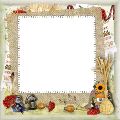 Рамка для фото - Оберіг