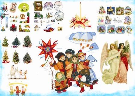 кліпарт Різдво