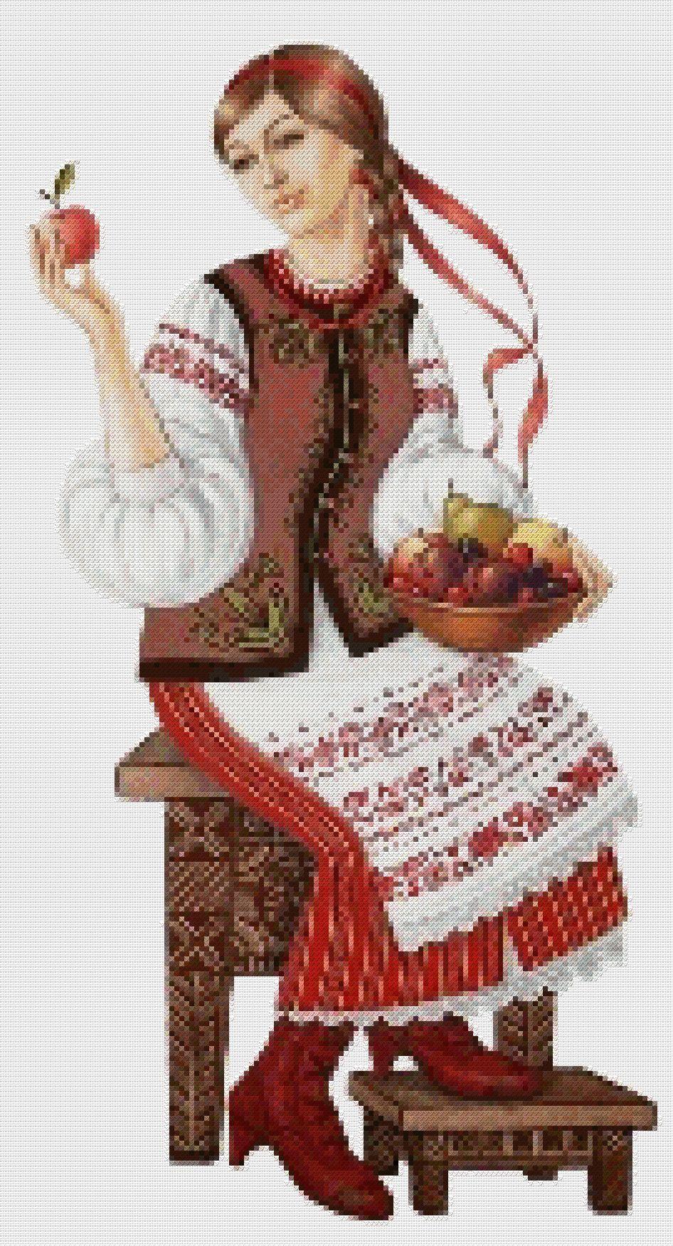 Українські схеми для вишивання