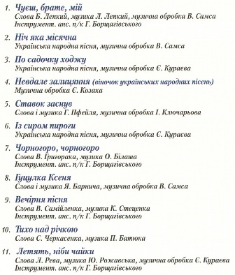 Вокальний квартет Явір